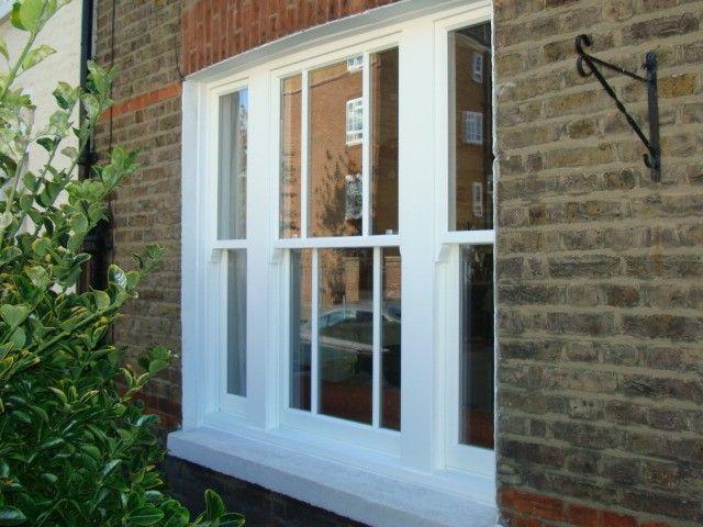 #Timber #sash windows