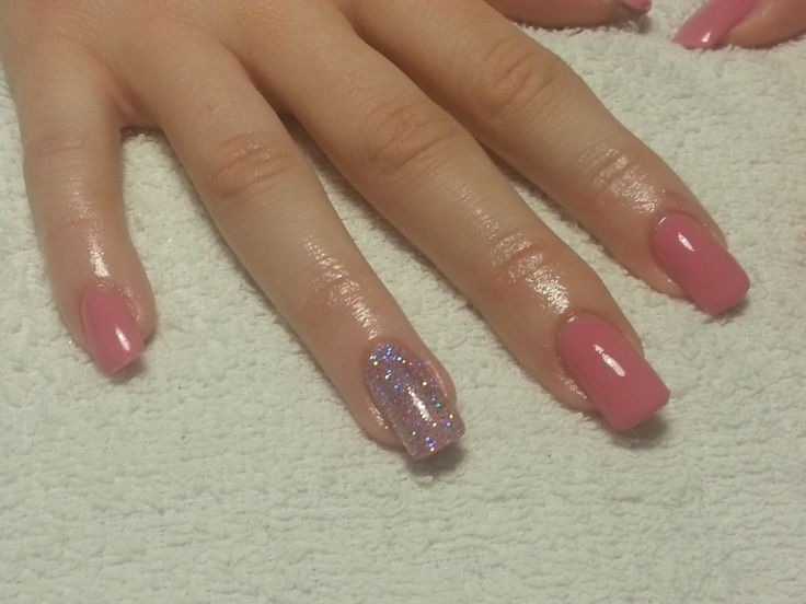 Beautiful  acrylic extensions - loving this one :O)