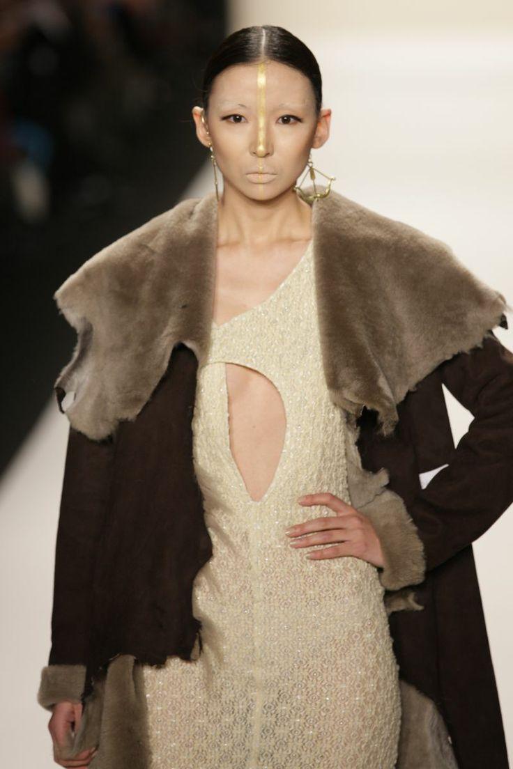 fsbpt013.14com katya Zol highres - New York Fashion Week Fall-Winter 2014 - Katya Zol - Gallery - Modelixir Universe