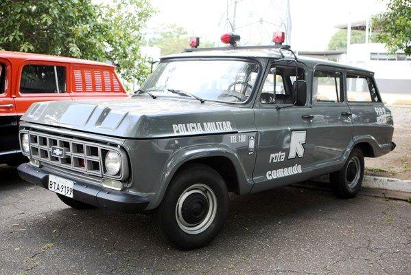 GM VERANEIO 3.800 ,from Rondas Ostensivas Tobias Aguiar( ROTA ) MILITAR POLICE of SÃo PAULO City