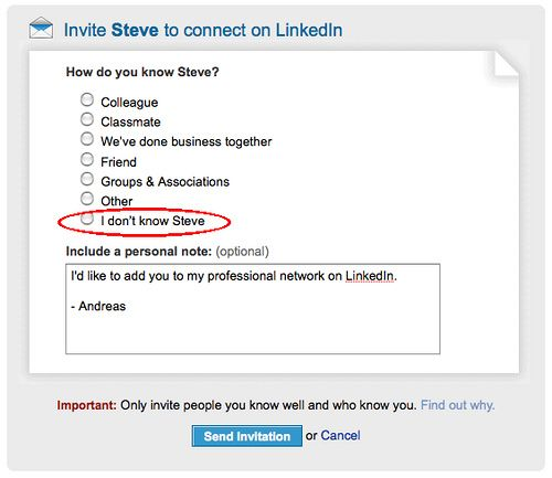6 Guidelines to Accept LinkedIn Connections