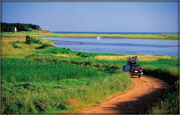 Prince  Edward Island -  the best place on earth !