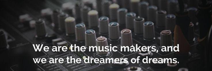Análisis de equipo DJ, productores, músicos y cantants