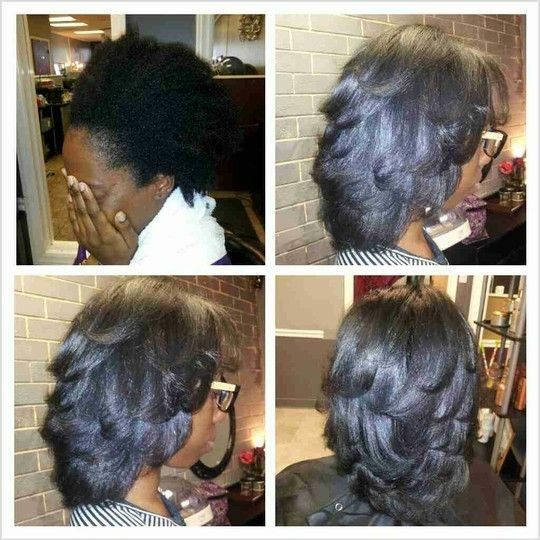10 best Relaxed Hair images on Pinterest | Relaxed hair, Natural ...