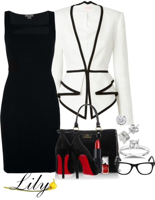 """""""the statement blazer"""" by lilly517 on Polyvore"""