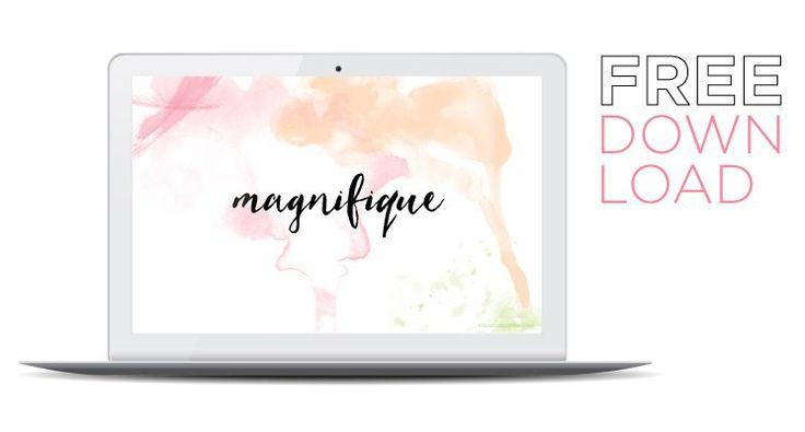 Free Download September 2015 Wallpaper designs Magnifique