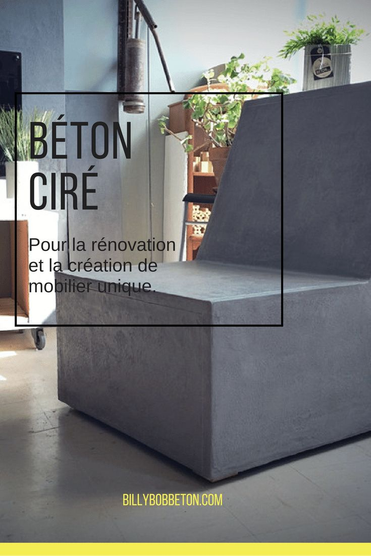 56 best Béton ciré / microtopping images on Pinterest ...