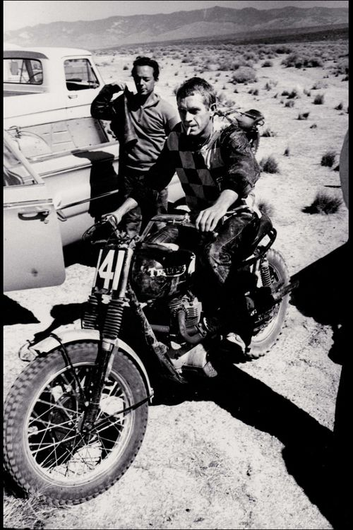 McQueen. I'm going to say Mojave Desert.