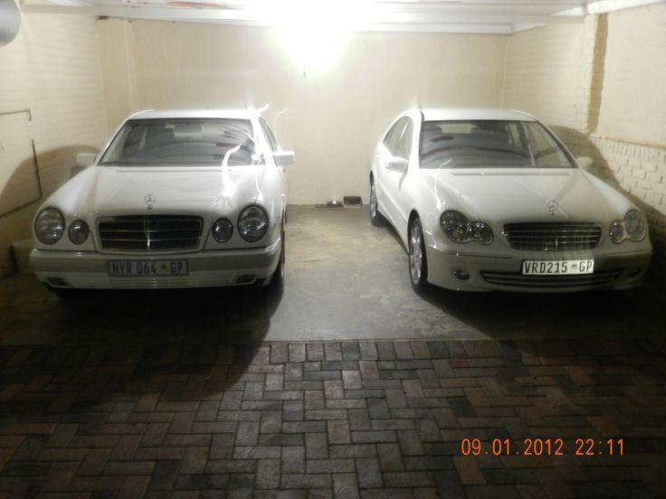 1999 E 240 W210 (2.6L) & 2006 C 320 CDI.