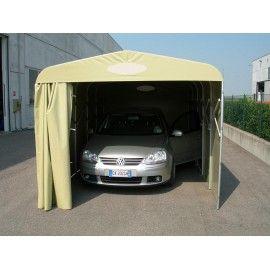 box tunnel fixe 280 cm de largeur