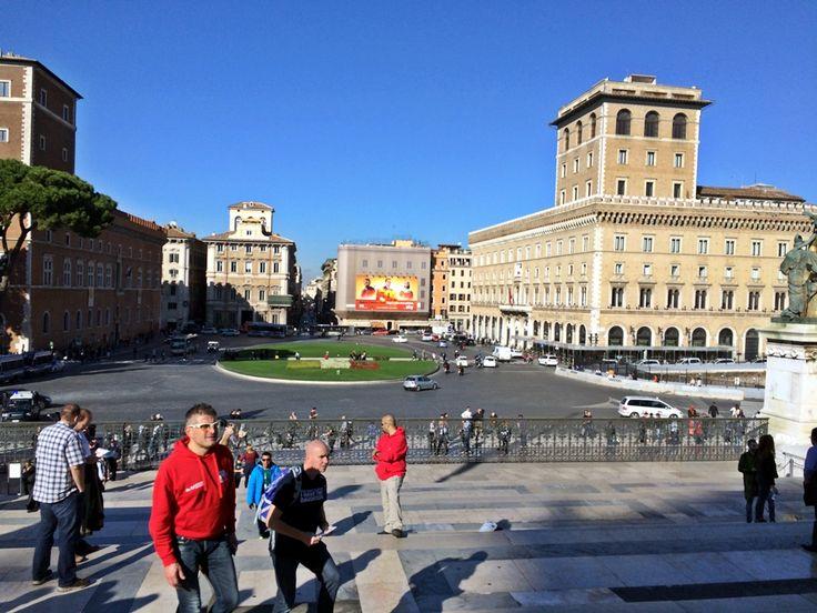 Centre of Rome