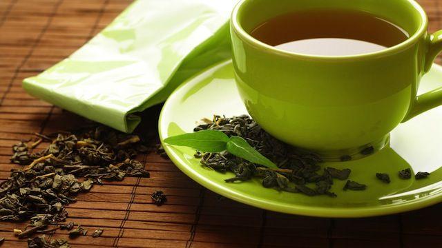 té verde!