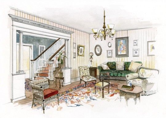 34 best images about colonial homes on pinterest dutch Dutch colonial interior design ideas