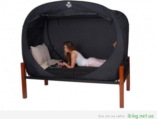 Кровать - палатка