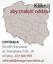 Witamy na stronie warszawskich Oddziałów OMEGA Kancelarie Prawne Sp. z o.o.  Reprezentujemy sieć niezwykle skutecznych kancelarii prawnych, które swoim zasięgiem obejmują ponad połowę Polski. Nasze doświadczenie budujemy już od 2005 roku. Obecnie jesteśmy jedną z wiodących kancelarii prawnych na polskim rynku doradztwa i pomocy prawniczej.  www.facebook.com/prawnicywarszawa  www.prawnicywarszawa.pl