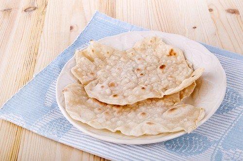 Пресные индийские чапати рецепт – индийская кухня: закуски. «Афиша-Еда»