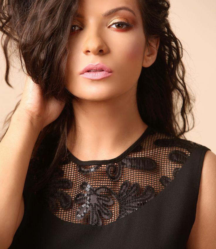 Party all night! summer 17 | YOKKO #lbd #party #black #evening #women #fashion #sensual #style #dress #yokko #summer17