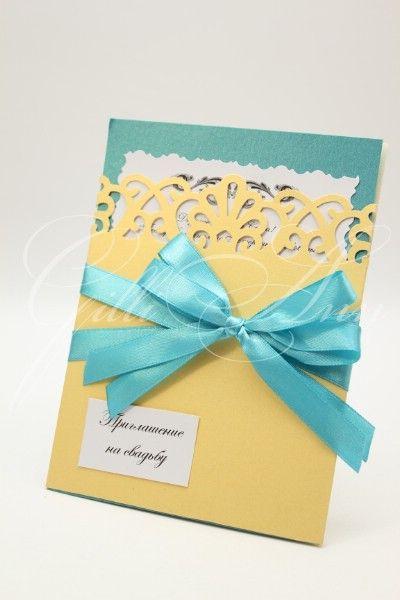 Приглашения на свадьбу Gilliann Fantastic INV009 #weddinginvitation #weddingaccessories