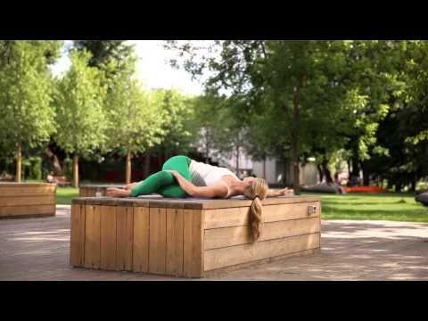 Утренняя йога - YouTube