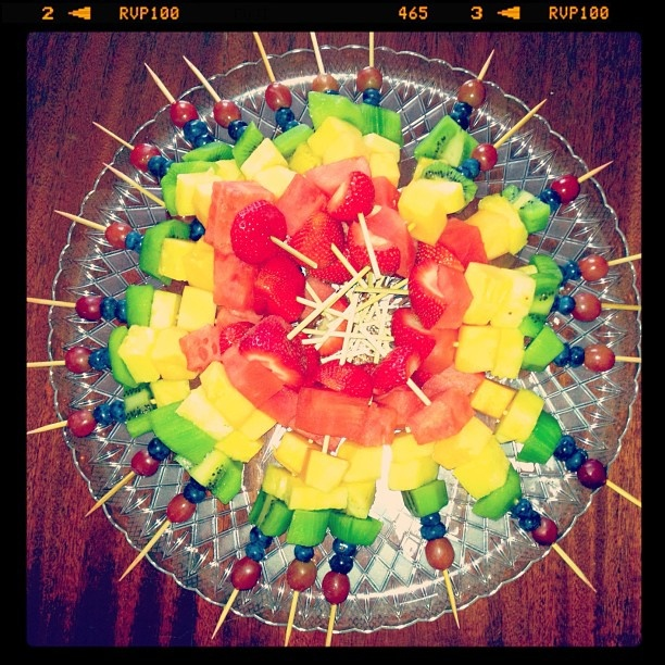 fruit salad recipes chick fil a fruit tray