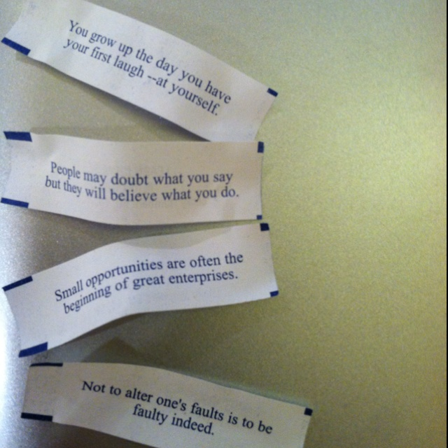 Best Fortune Cookie Sayings In Bed