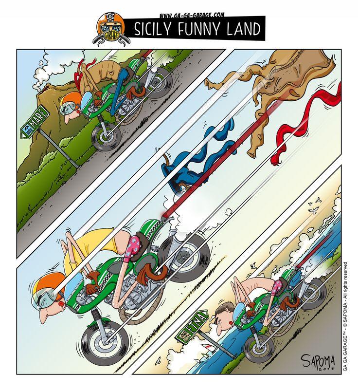 Sicily Funny land