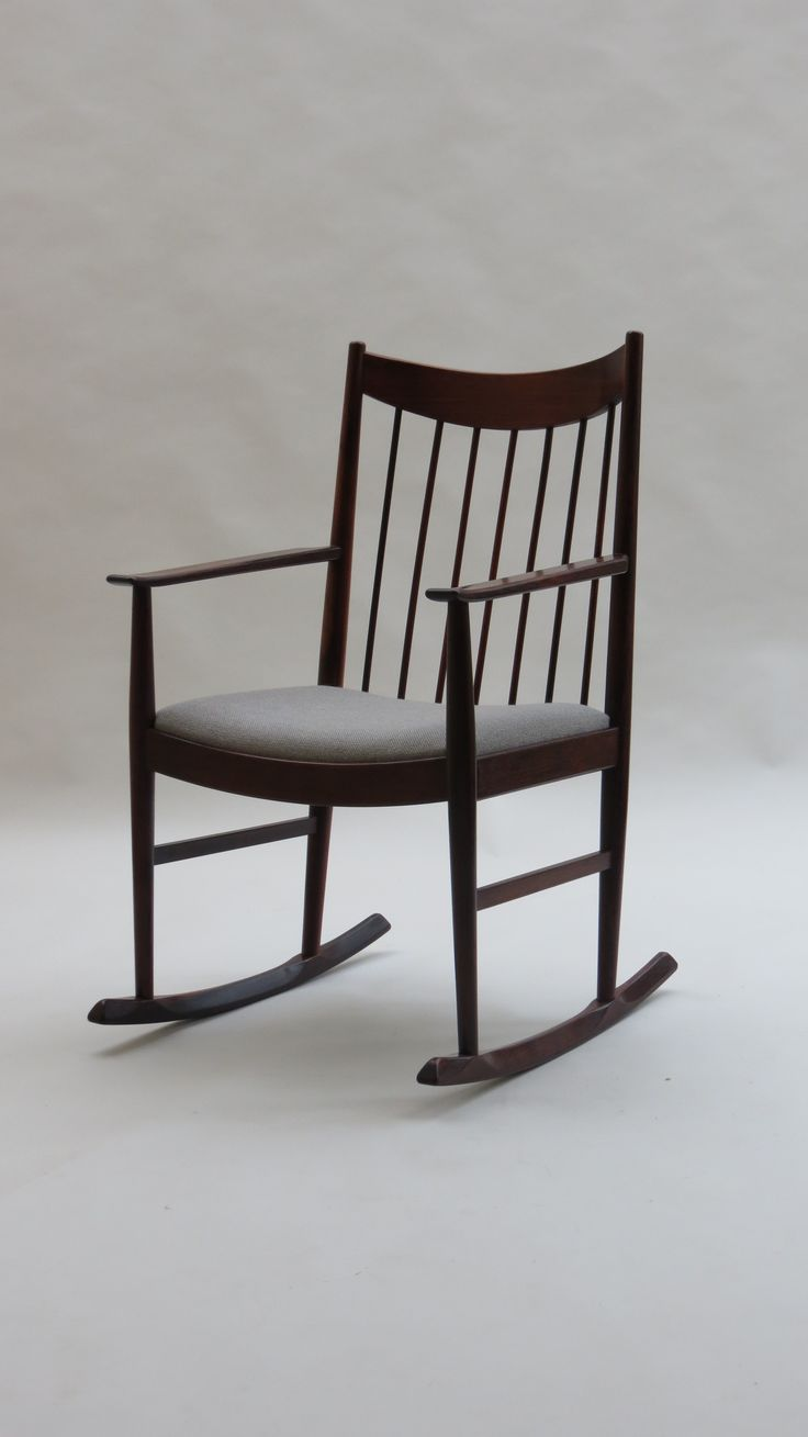 ... rocking chairs rockers scandinavian stool forward arne vodder rocking