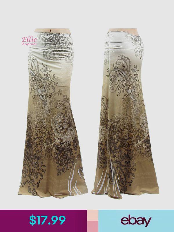 S//M//L//XL//1XL//2XL//3XL Tie dye Floral Paisley Sublimation Long Maxi Skirt