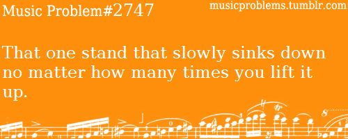 Orchestra Problems