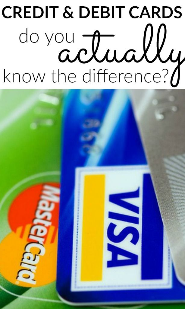 They may just be small pieces of rectangular plastic but credit cards and debit cards are very different. They each have good and bad points but which one should you use?