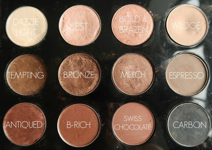 The 8 best eyeshadow swatches images on pinterest eye shadows mac eyeshadows warm neutral altavistaventures