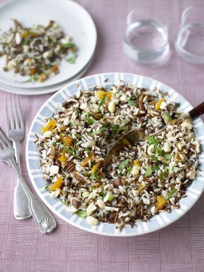 Wild rice salad   Jamie Oliver