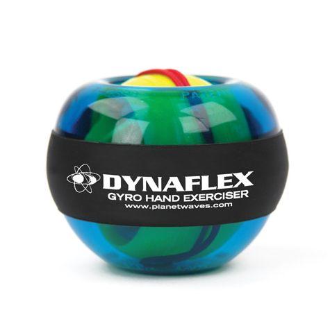Dynaflex Hand Exerciser. Ejercita tus manos, muñecas y antebrazos para mejorar tu rendimiento durante ensayos y conciertos.