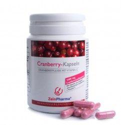 Cranberry Kapseln 400mg Plus (180 Kapseln) von ZeinPharma®