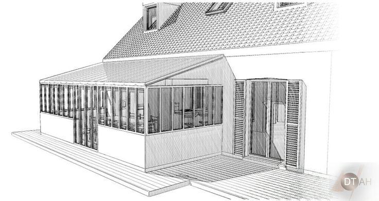47 best amenagement plan de maison images on pinterest carriage house garage and garage house. Black Bedroom Furniture Sets. Home Design Ideas