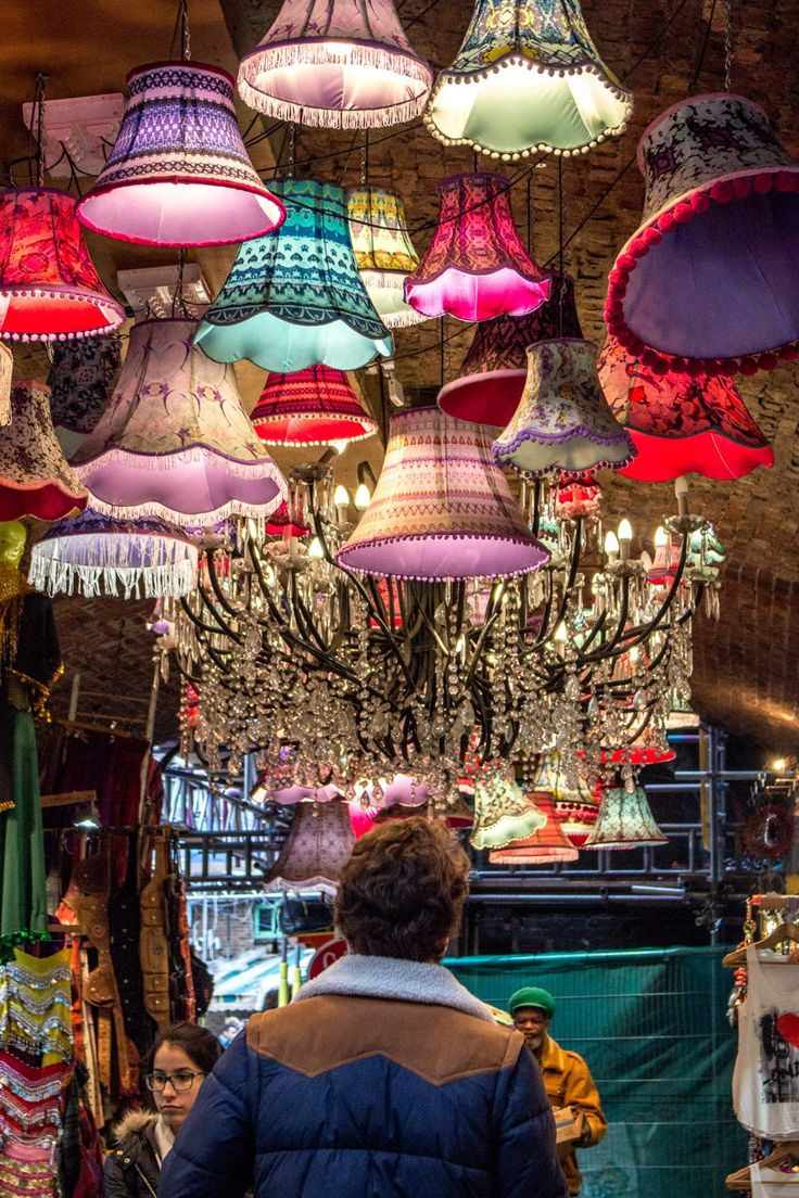 Camden Market, London  #RePin by AT Social Media Marketing - Pinterest Marketing Specialists ATSocialMedia.co.uk