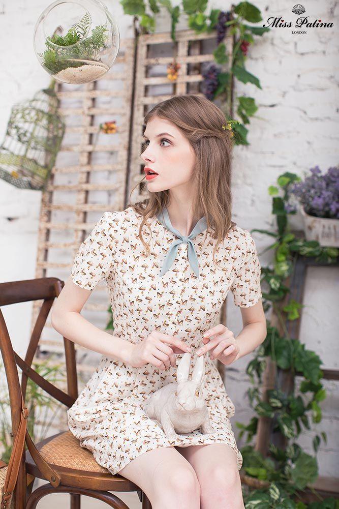Miss Patina Wonderland Dress