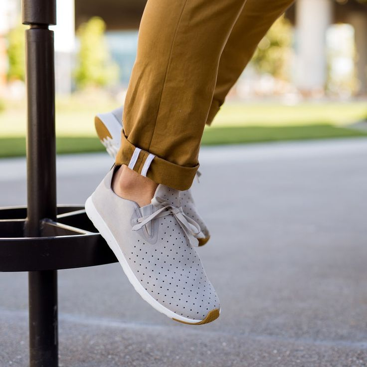 Story  An easy-wearing, lightweight shoe for fun in the sun, new and improved for summer '17  Native's Apollo sneaker blew us away when we first saw it, and it's been one of our biggest sellers to date when it comes to footwear, so we know you love it too. When we found out Native was updating their futuristic microfiber sneaker with a soft, comfortable lining and a new insole, we knew we had to get our hands on 'em ASAP, and we gotta say, they outdid themselves with this one.  Features…