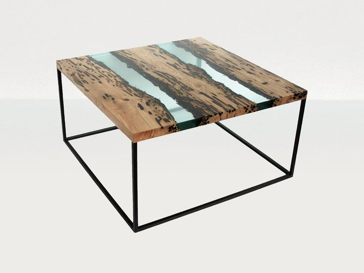 Jetty Is Coffee Table Made In Resin And Briccola, A Surface Area Of