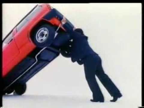 Volkswagen Polo - Geoff Capes (1983, UK)