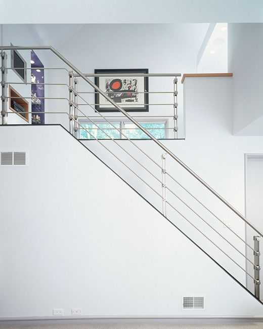 Herskovits Stainless Steel Railings
