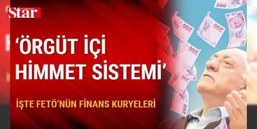 İşte FETÖ'nün finans kuryeleri!: FETÖ, tutuklananların ailelerine, gurbetçi militanlar ile yurtdışından finans sağlama arayışına girdi. Militanların çözülmesini önlemek için de 'örgüt içi himmet sistemi' kuruldu