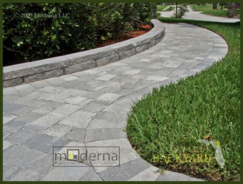 36 best design godley and nicholls residence images on for Walkway edging ideas