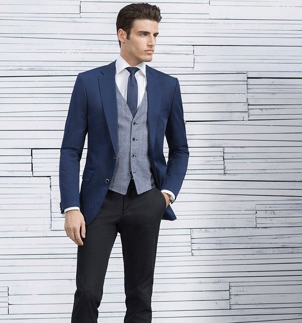 Alexandre Schiffer for Hugo Boss SS15 Lookbook