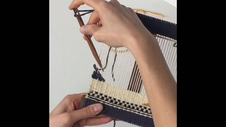 Navajo Weaving Techniques
