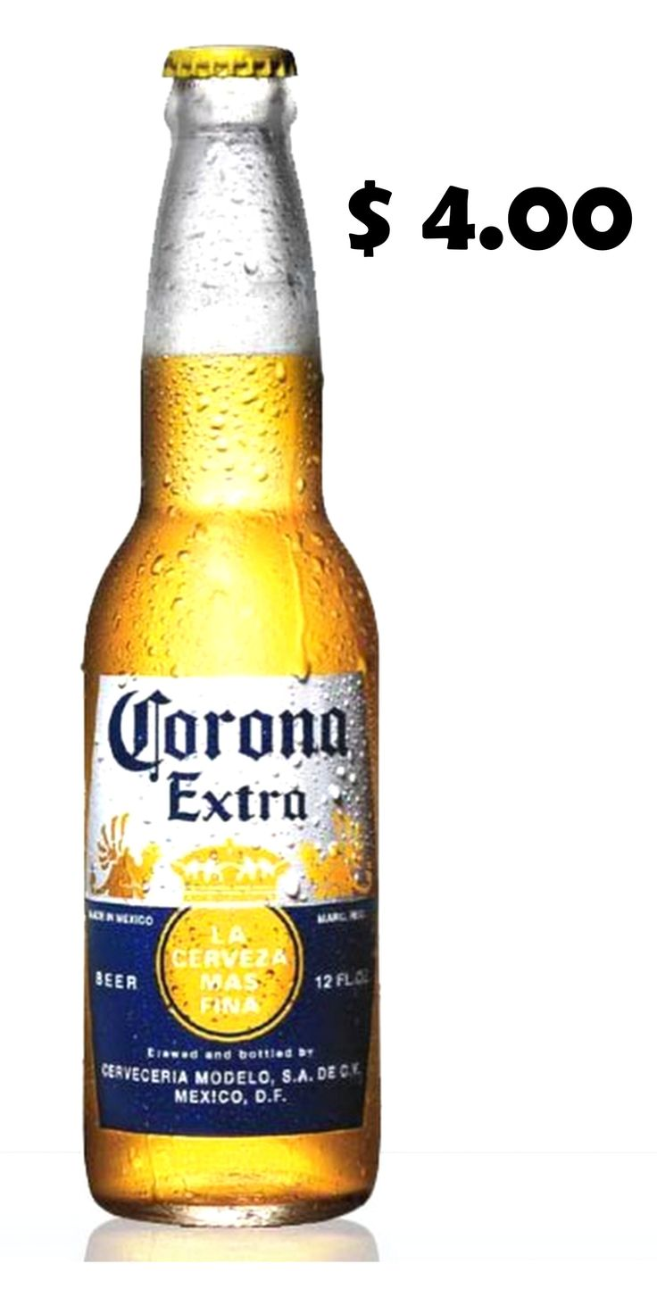 Cerveza CORONA Cerveza, Cerveceria modelo