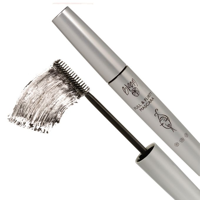 Bloom Cosmetics Full and Flirty Mascara | http://www.bloomcosmetics.com/store-eyes/lashes/full-flirty-mascara.phps