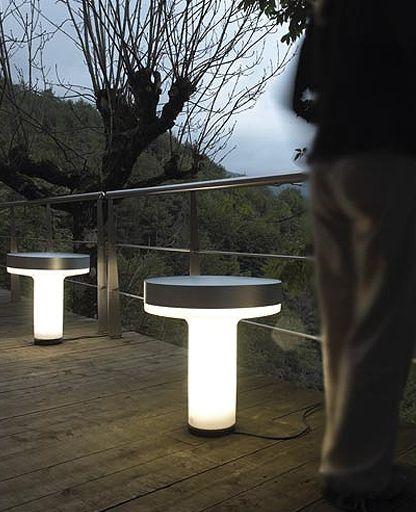 Boletus Outdoor Floor Lamp