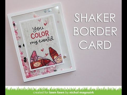 nichol magouirk: OPERATION WRITE HOME BLOG HOP FEAT. LAWN FAWN COLOR MY WORLD STAMP SET (VIDEO)