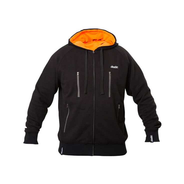 Playing in colder weather? Grab a Tech Hoodie. The mix of cotton and fleece ensures comfort and warmth for colder weather and breathability in warmer. Technical construction ensures less restriction and allows more arm movement when throwing. Getting colder - the high neck cut with zipper takes care of that. Shop for Tech Hoodie now: https://www.dudeclothing.com/collections/men/products/tech-hoodie-1?variant=3506905349